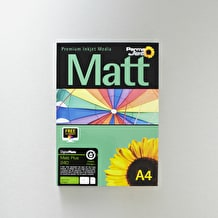 Permajet Digital Photo Paper Matt Plus 240gsm 100 Sheets A4