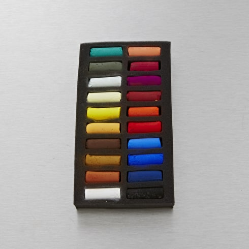 Sennelier Soft Half Pastel Set of 20 Assorted Colours