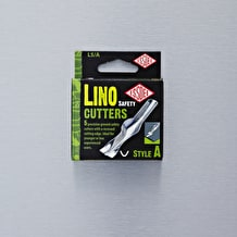 Lino Safety Cutters Box of 5