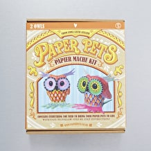 Paper Pets Papier Mache Craft Kit