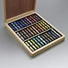Sennelier Soft Pastel Wooden Box Set of 36 Assorted Colours