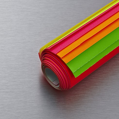 Clairefontaine Poster paper Pack of 10 Assorted Colours