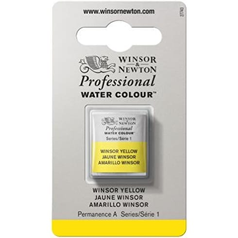 Winsor & Newton Watercolour Half Pan | Professional Watercolours | Cass Art
