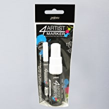 Pebeo 4Artist Marker 2mm and 8mm Set of 2