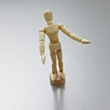 Reeves Oasis Mini Manikin 5 inches