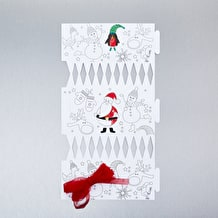 Cass Art Colour In Christmas Crackers Pack of 6