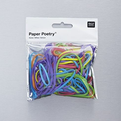 Rico Designs Rubberband Assorted Colours