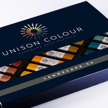 Unison Pastel Landscape Colours Set of 36