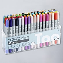 Copic Ciao Set B Assorted Colours Set of 72