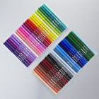 Faber Castell Fibre Tip Pen Box Assorted Colours Set of 50