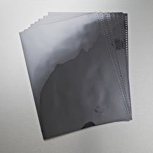 Prat Polyester Sheet-Protectors For Spiral-Books