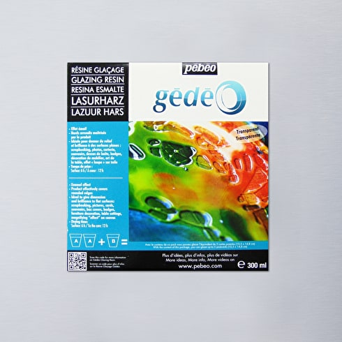 Gedeo Glazing Resin 300ml
