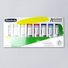 Schmincke Akademie Gouache 20ml Set of 8