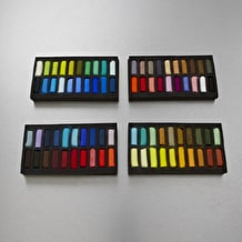 Sennelier Soft Half Pastel Set of 80 Assorted Colours