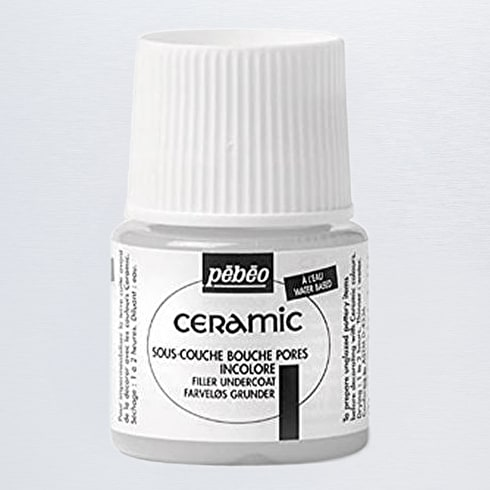 Pebeo Ceramic Filler Undercoat 45ml