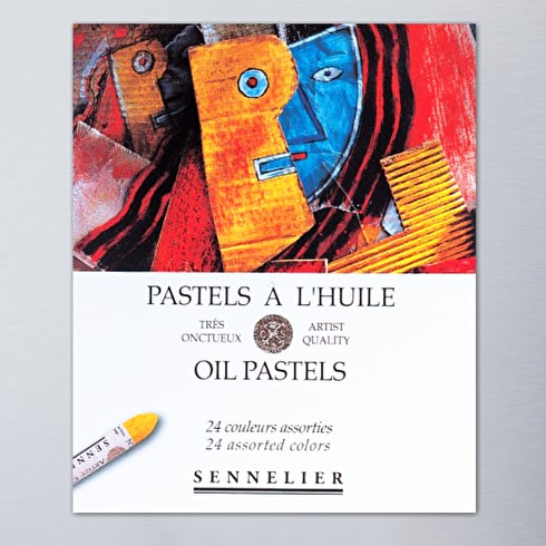 Sennelier Oil Pastel Set of 24 Assorted Colours