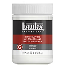 Liquitex Gloss Heavy Gel 237ml