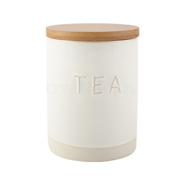La Cafetiere Origins Embossed Tea Storage Jar