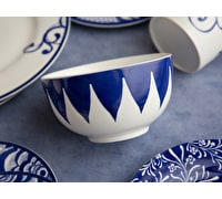 Victoria And Albert The Cole Collection Triangle Geo Cereal Bowl