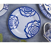 Victoria And Albert The Cole Collection Geo Bold Side Plate