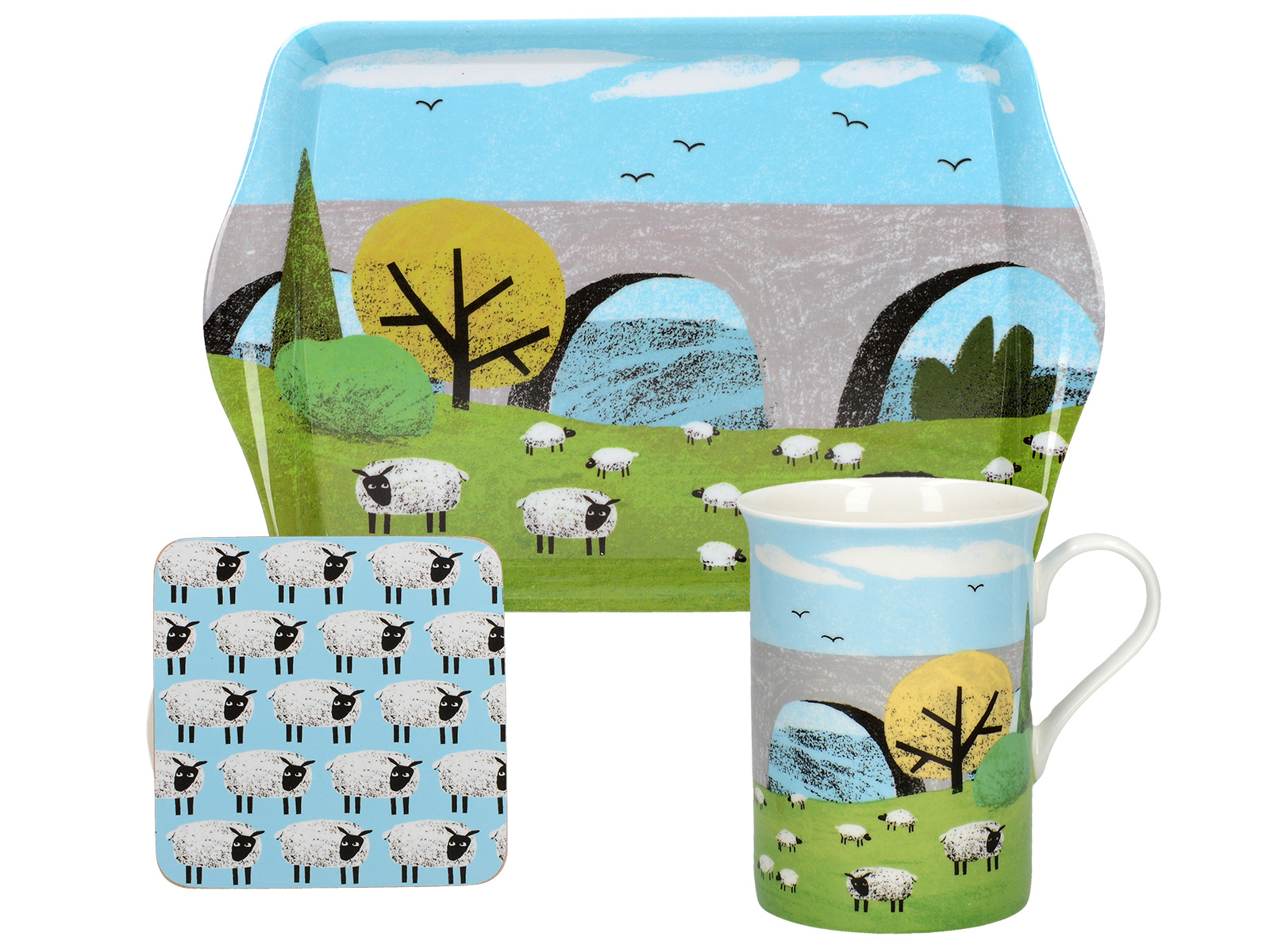 Creative Tops Woolly Mornings Time For Tea