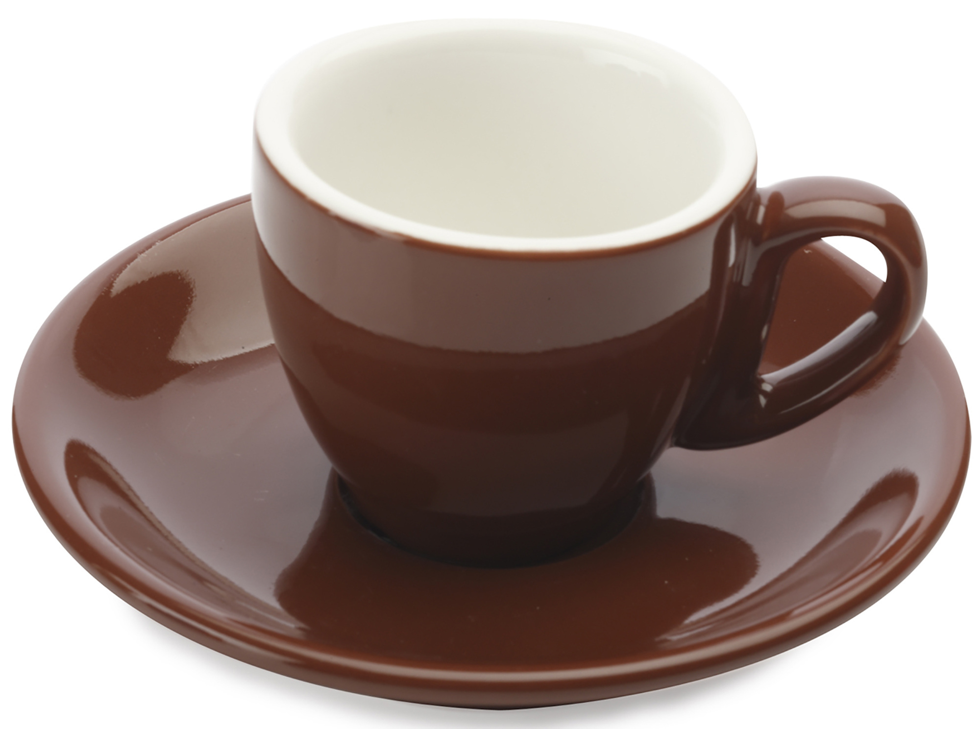 Maxwell & Williams Cafe Culture 70Ml Cup And Saucer Caffe