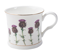 Creative Tops Thistle Palace Mug White