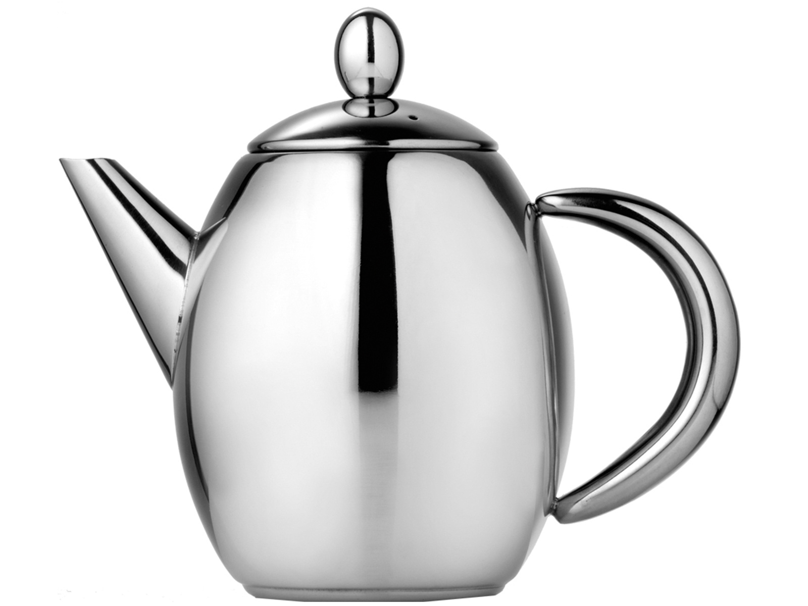 La Cafetiere Paris 1500ml Stainless Steel Teapot