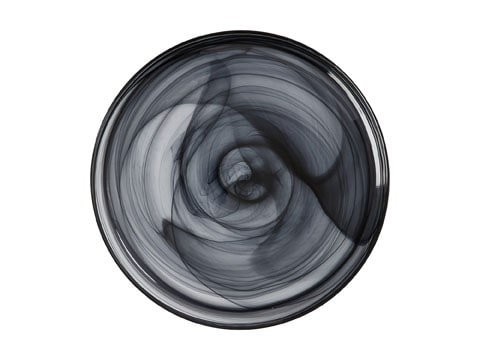 Maxwell & Williams Marblesque Plate 34cm Black