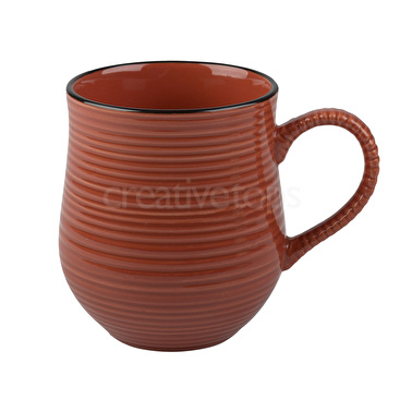 La Cafetiere Core Brights Colour Mug Red