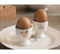Creative Tops Feather Lane Set Of 2 Egg Cups