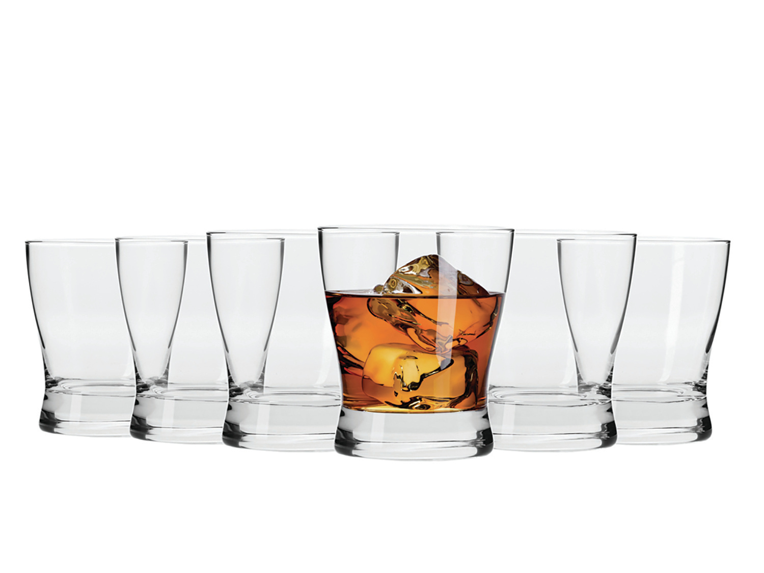 Maxwell & Williams Vino Set Of 6 300Ml Whisky Glasses Gift Boxed