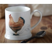 Creative Tops Farmers Market Chicken Tankard Mug