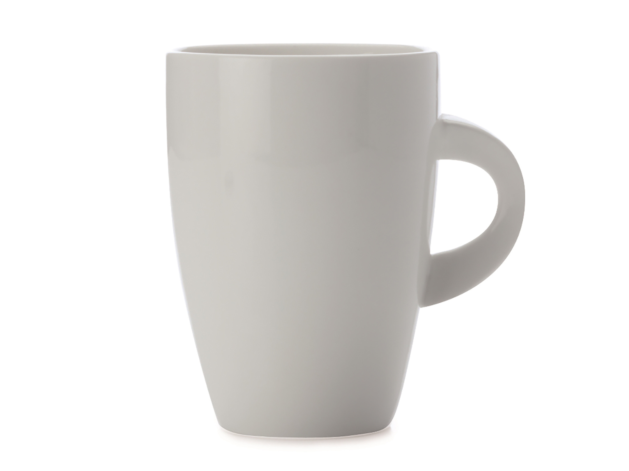 Maxwell & Williams White Basics West Meets East 350Ml Coupe Mug