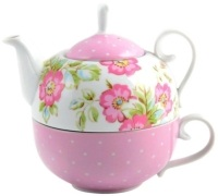 Katie Alice Candy Flower Tea For One