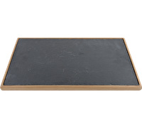 M By Mikasa Cocoon Slate Serve Board
