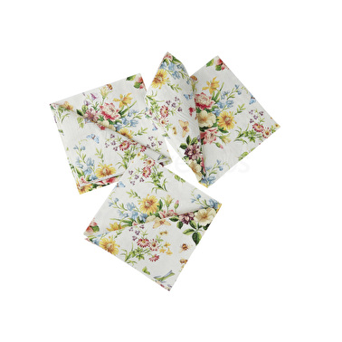 Katie Alice English Garden Pack Of 25 Napkins