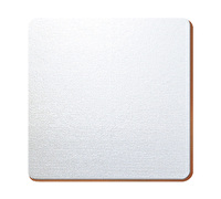 Creative Tops Opulence Silver Foil Pack Of 4 Square Placemats