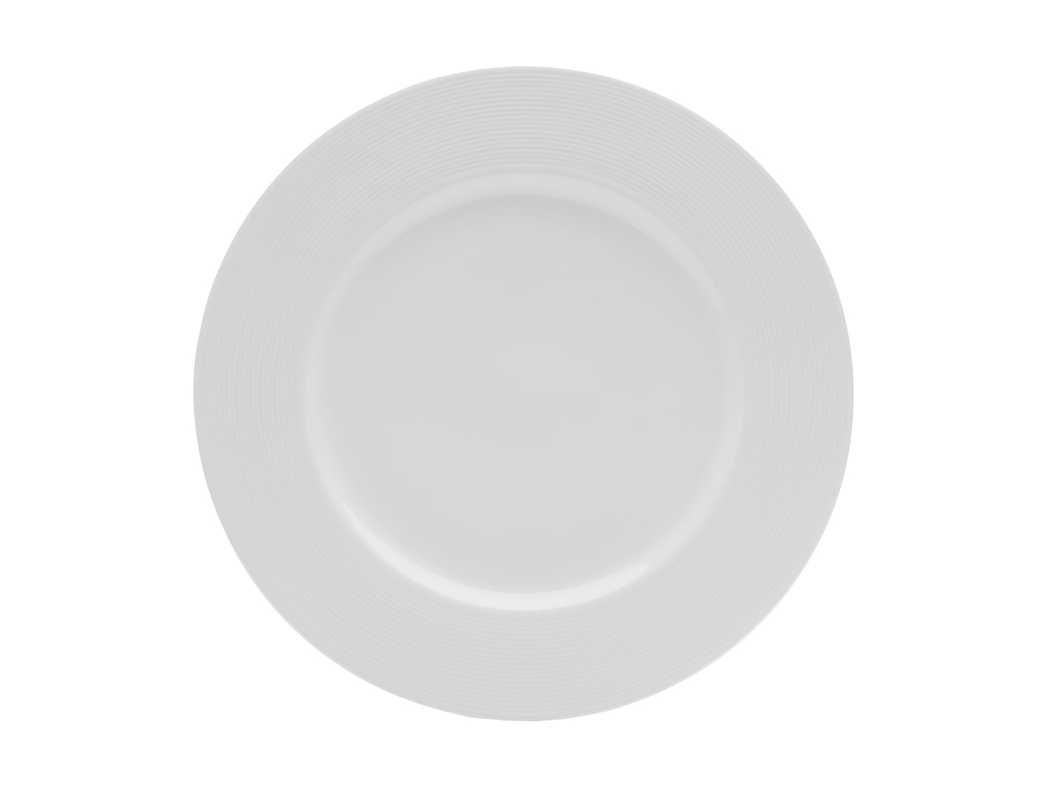 Casa Domani Casual White Evolve 20Cm Side Plate