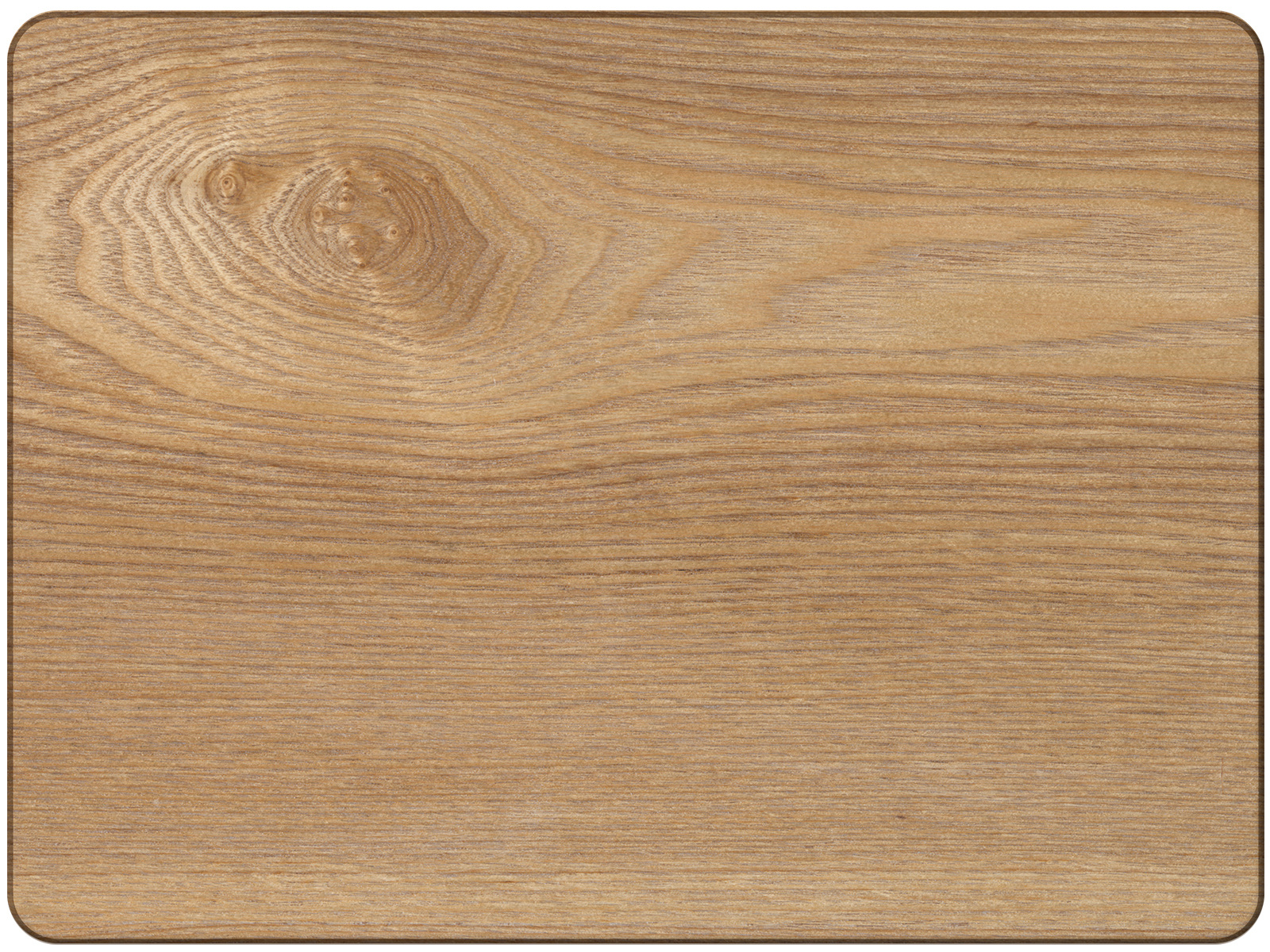 Creative Tops Oak Veneer Pack Of 4 Placemats