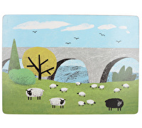 Creative Tops Woolly Mornings Pack Of 6 Premium Placemats