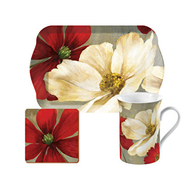 Creative Tops Flower Study Time For Tea