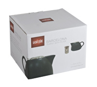 La Cafetiere Barcelona 1300ml Teapot Black