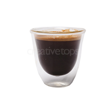 La Cafetiere Jack Set Of 4 Double Walled Glass Espresso Cups