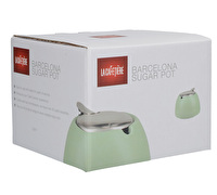 La Cafetiere Barcelona 450ml Sugar Pot Pistachio