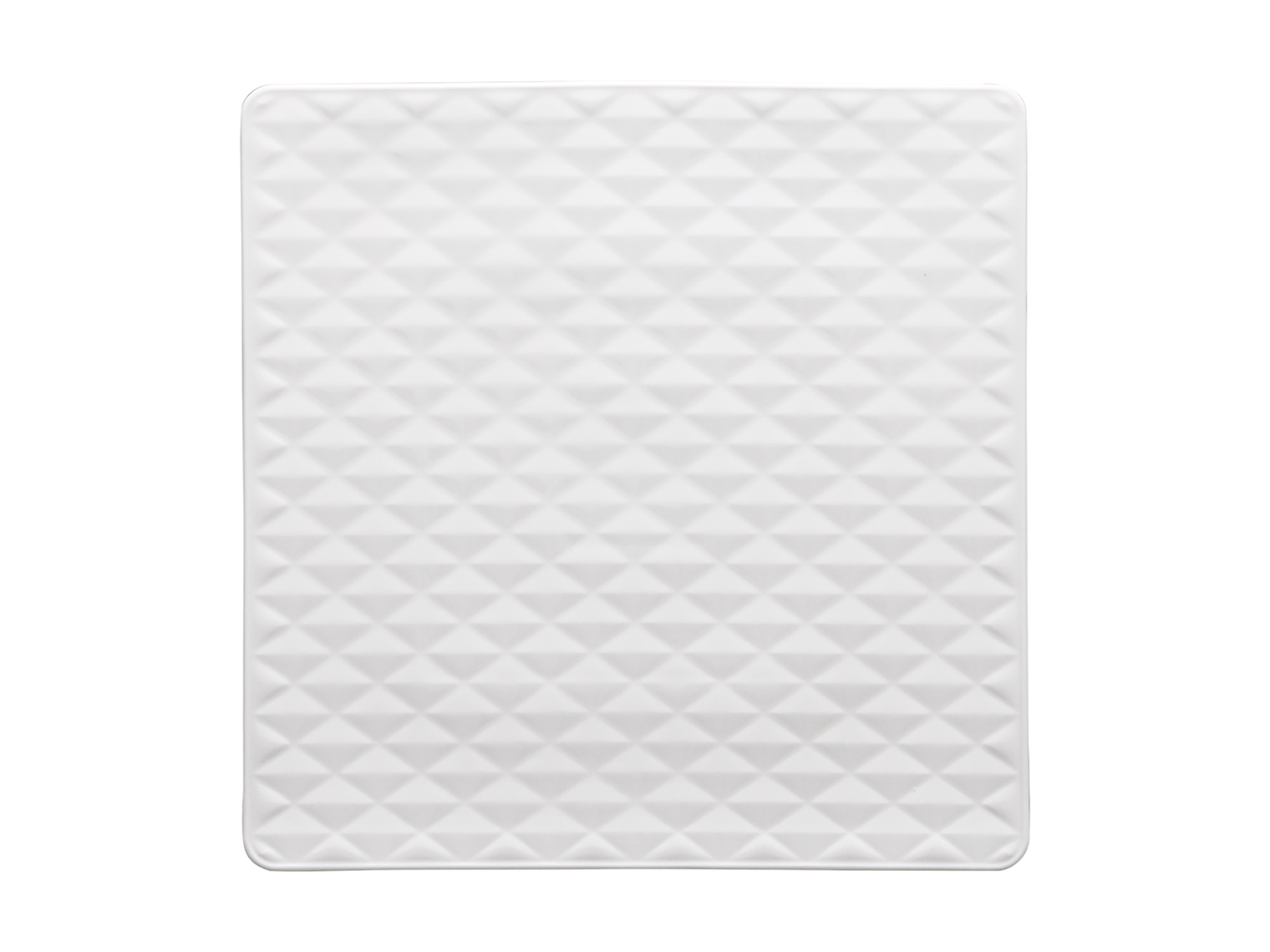 Maxwell & Williams White Basics Sequence 26.5Cm Square Platter