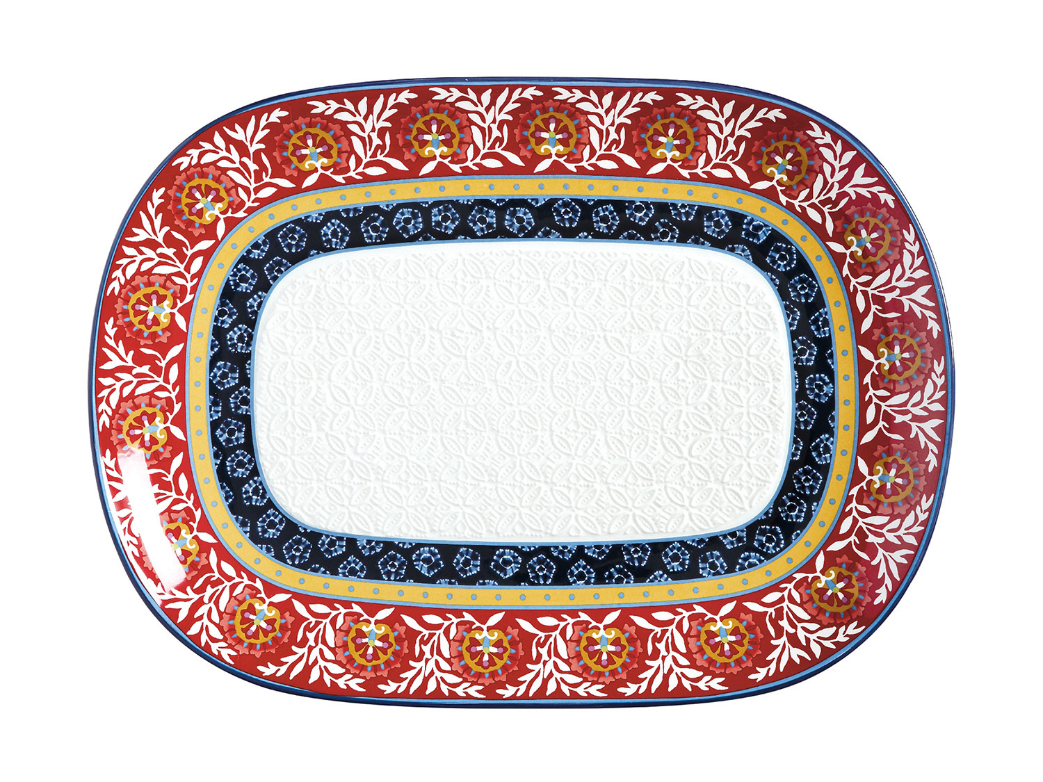 Maxwell & Williams Boho 45X33Cm Oblong Platter