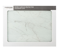 Creative Tops Marble Effect Work Surface Protector