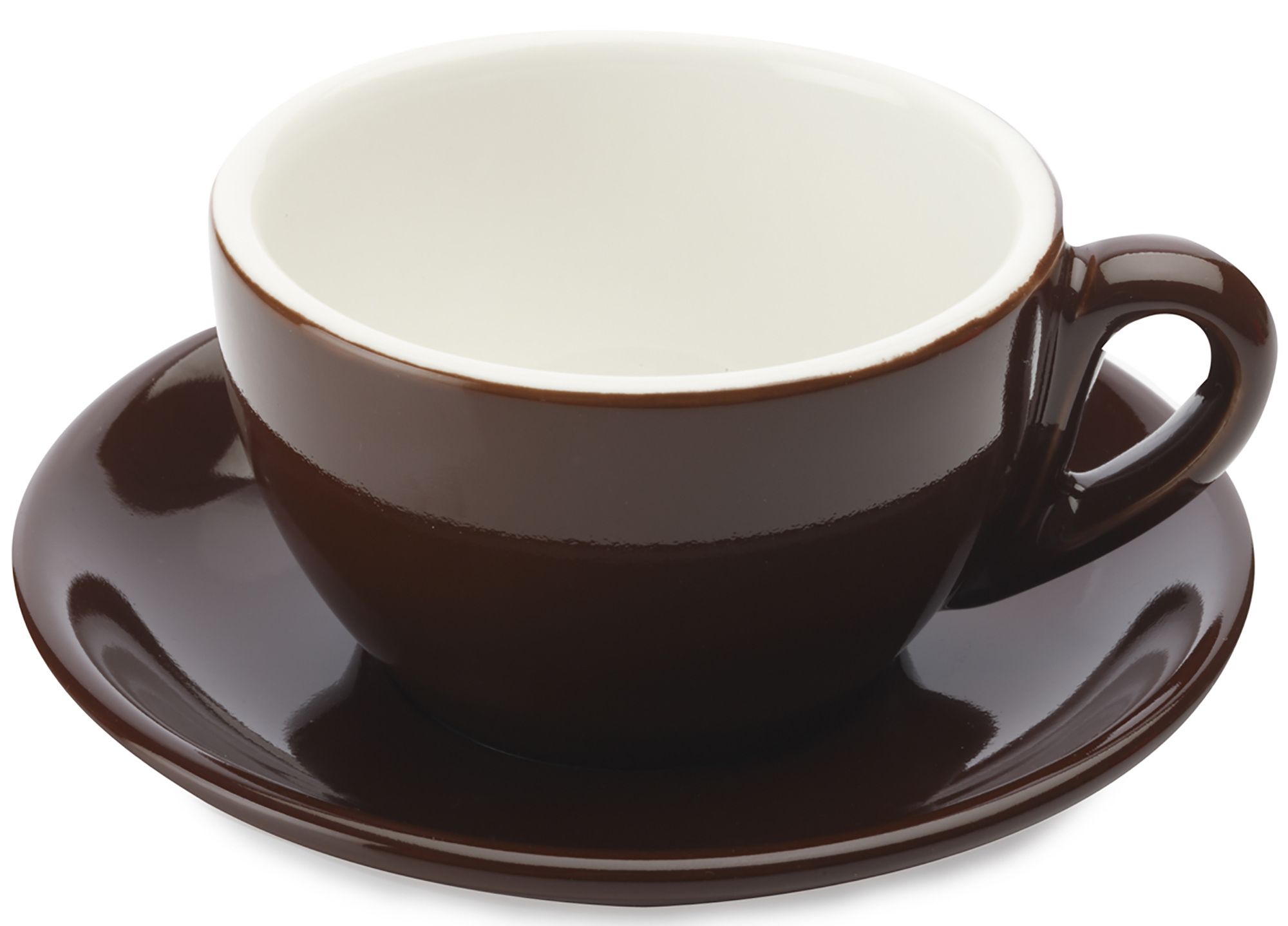Maxwell & Williams Cafe Culture 200Ml Cappuccino Cup And Saucer Morrone
