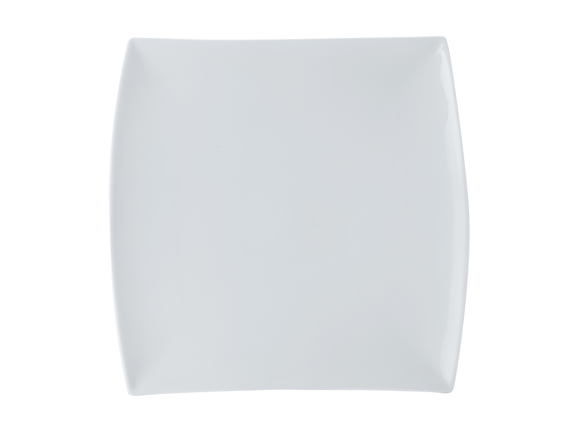 Maxwell & Williams White Basics East Meets West 13Cm Square Plate